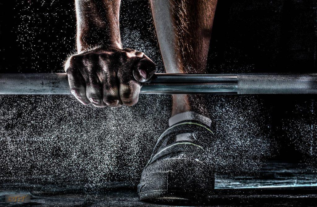 Kreuzheben Training und Fehler