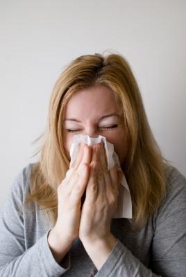 Trainieren mit Erkältung