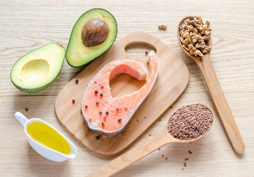 Hochwertige Fette und Omega-3-Säuren