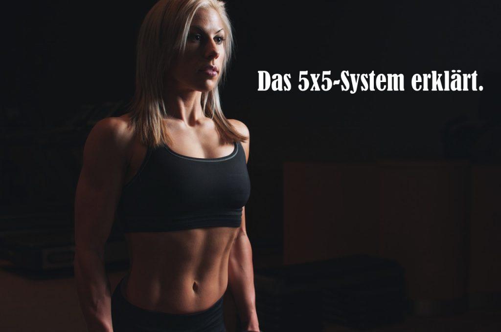 Das 5x5-System von Bill Starr