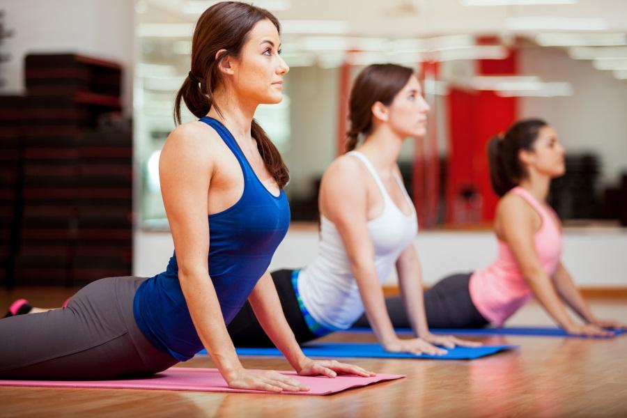 Gründe für Yoga Training