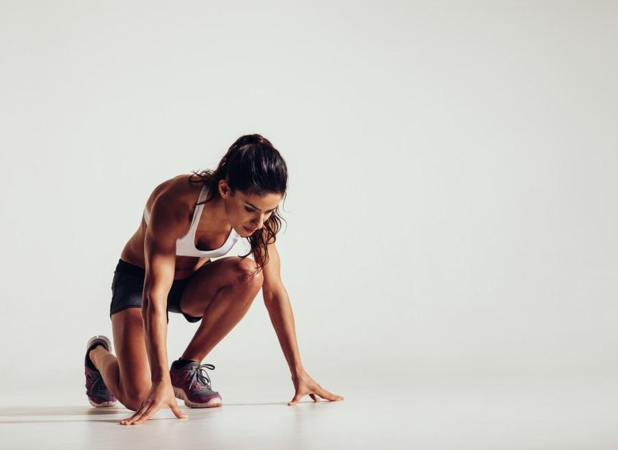 Treppensteigen als Training ist einfach und effizient